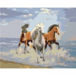 Картина за номерами Ідейка Свіжий вітер (КНО2430)