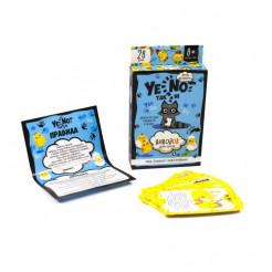 Карточная игра Dankotoys YES NOT ДаНетки: Выводок (укр) (YEN-01-01U)