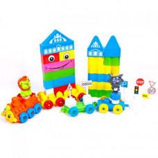 Конструктор Kinderway Baby Bricks  (64 детали) KW-02-302