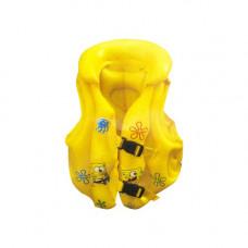 Жилет надувний MiC Губка Боб (TS-1148)