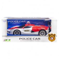 """Машина на радиоуправлении """"Ferrari: Полиция"""" (красно-белая) 3699-Q8"""