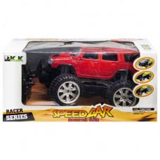 Машина на радиоуправлении K.K Hummer красная 3699-C8
