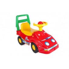 Игрушка Автомобиль для прогулок Эко ТехноК красный 1196