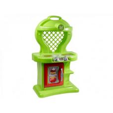 Игрушка Кухня 9 ТехноК зеленый. 1844