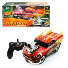 Машина на радиоуправлении  Muscle King Дракон красная MK8127B