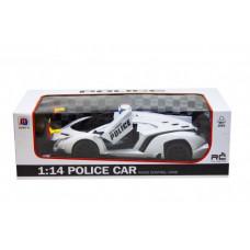 Машина на радиоуправлении DONG YI  Police Car Белая 0855-85