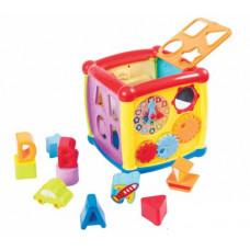 "Интерактивная игрушка ""Куб-сортер"" 58162"