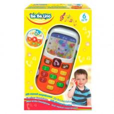 Интерактивный мобильный телефон BeBeLino 57025