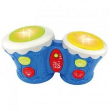 Детский Интерактивный барабан BeBeLino 57032
