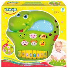 Детское пианино BeBeLino Динозавр (58090)