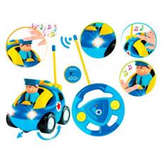 Машинка на радиоуправлении BeBeLino Полиция 58039