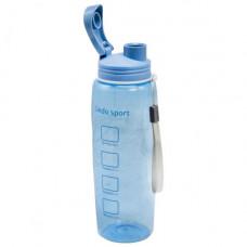 Спортивная бутылка для воды Lindo 500 мл  голубая 8120