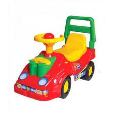 Машинка-каталка ТехноК с телефоном (красная) (2490)