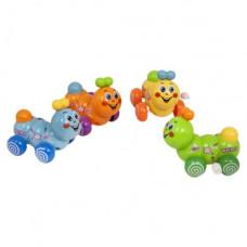 Заводная игрушка Бусинка Гусеница (142)