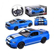 """Машина на радиоуправлении """"Ford Mustang Shelby GT500"""" (синяя) 49400"""