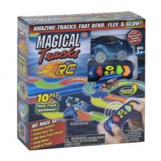 Magic Track на радиоуправлении, 220 деталей LeeTa 18279А