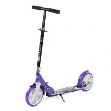 Самокат двухколесный  Best Scooter фиолетовый 85344