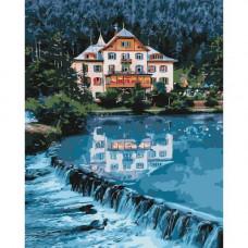 Картина по номерам Идейка Дом мечты 40х50 см (КНО2267)
