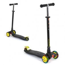 Самокат  Best Scooter Maxi  (черный) (113-23101)