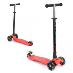 Самокат  Best Scooter Maxi детский  красный  113-23101