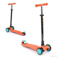 Самокат  Best Scooter Maxi детский  оранжевый 113-23101