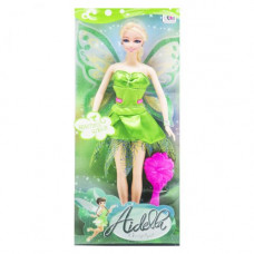 Кукла Dolls Фея  (зелёный) (SLE001-A)