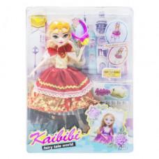 Кукла JIA YU TOY KAIBIBI: Fairy Tale World с аксессуарами (красный) (BLD123-1)
