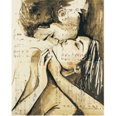 Картина по номерам Art Story Песня любви  AS0431