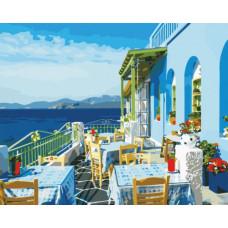 Картина по номерам  Art Story Солнечная Греция AS0528