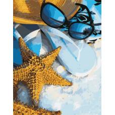 Картина по номерам Art Story Летний отпуск  AS0584