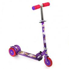 Самокат  Best Scooter   София фиолетовый  466-363