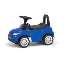 Детская машинка-каталка Colorplast синяя (2-005)