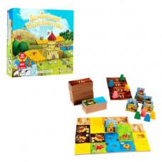 Настольная игра Feelindigo  Доминошное  королевство  (FI17009)