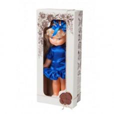 Кукла  ЧудиСам Нарядная 35 см (синий) (В217/С)