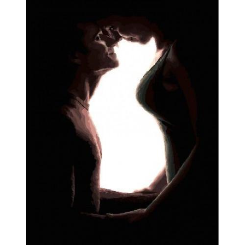 Картина по номерам Brushme Семья олицетворение кошки ★★★★ (PGX24725)