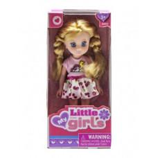 Кукла Dolls Little girls (розовый) (63007A)