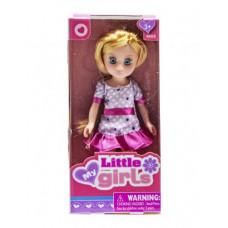 Кукла Dolls Little girls (фиолетовый) (63007A)