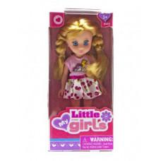 Кукла Dolls Little girls (малиновый) (63007A)
