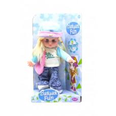 Кукла музыкальная Fazer (голубой) (C81410F)