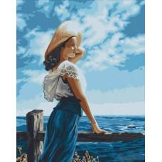 Картина по номерам Brushme Морской бриз 40х50 GX22361