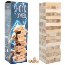 Настольная игра Strateg Shock Tower (укр) (30858)