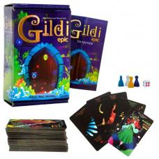 Настольная игра Strateg  Gildi Epic (укр) (30467)