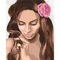 Картина за номерами Ідейка Ніжна краса 40х50 (КНО4687)
