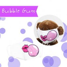 Маска защитная Miravox  Bubble Gum 6-14 лет (белая) (mask01)