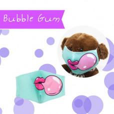 Маска защитная Miravox  Bubble Gum 6-14 лет (бирюзовая) (mask02)
