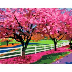 Картина за номерами Rosa Весняний день  (N00013172)