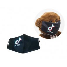Многоразовая 4-х слойная защитная маска Miravox ТикТок размер 3, 7-14 лет (mask2)