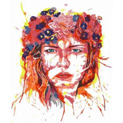 Картина за номерами Rosa Андрій Чуєв - Вінок 30 x 30 (N00013113)