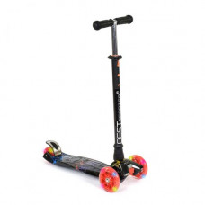 Самокат Best Scooter MAXI (черный) (A24659/779-1308)