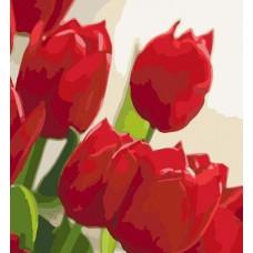 Картина по номерам Идейка Любимой 2 30 x 30 (КНО2950)